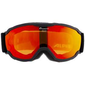 Alpina Pheos MM - Gafas de esquí Niños - naranja/negro